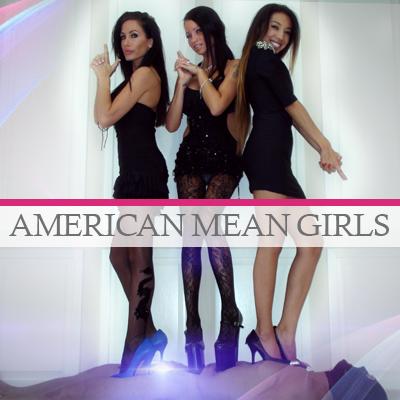 Logo American Mean Girls