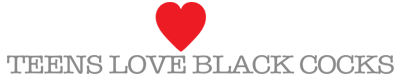Logo Teens Love Black Cocks