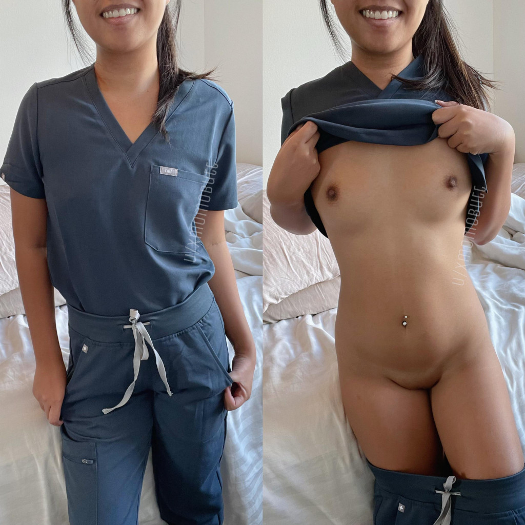 Hope you like Asian nurses here! ??