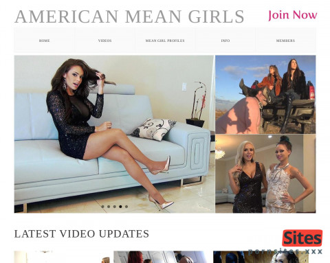 This is American Mean Girls