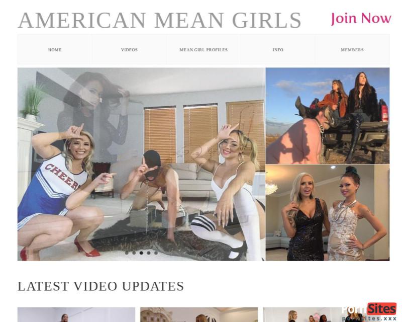 Screenshot American Mean Girls