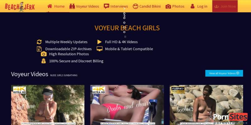 Screenshot BeachJerk