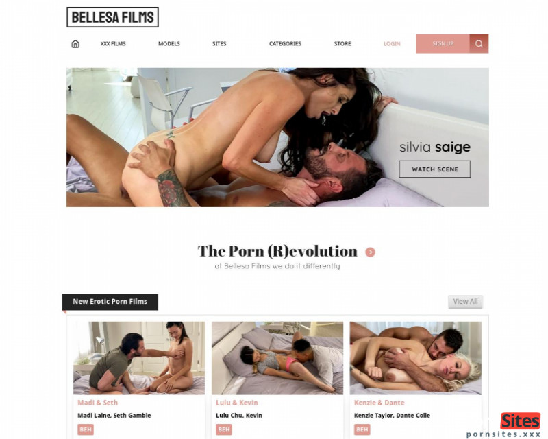 Screenshot BellesaFilms