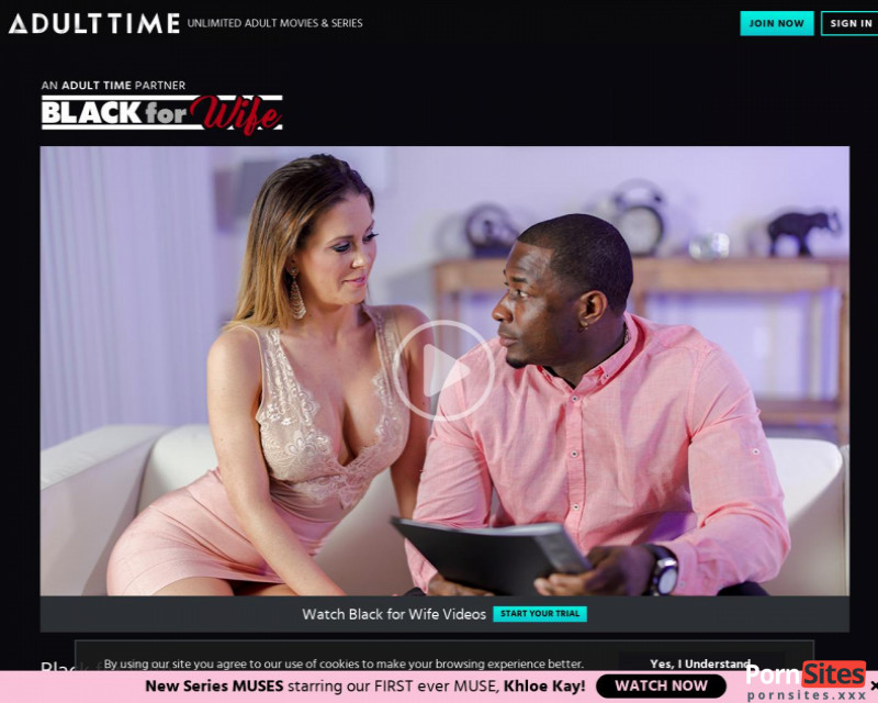 Screenshot BlackForWife