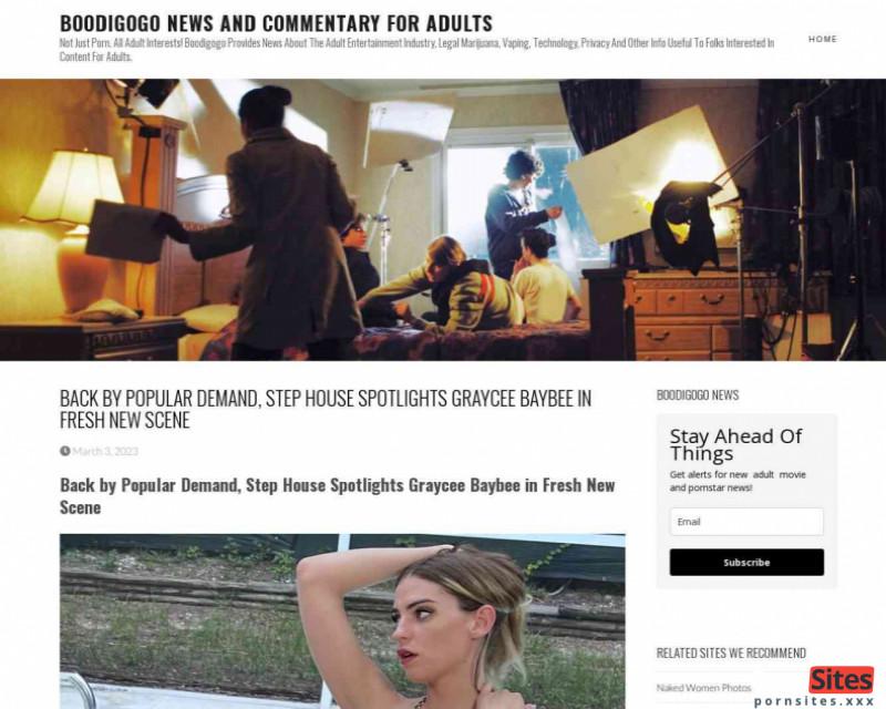 Sito web Boodigo da 11. giugno 2020