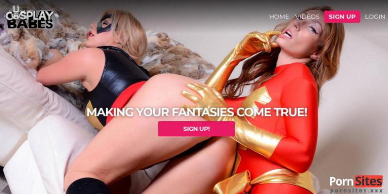 Screenshot Cosplay Babes