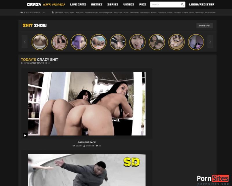 Screenshot Crazy Shit