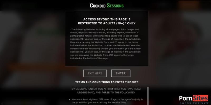 Screenshot Cuckold Sessions