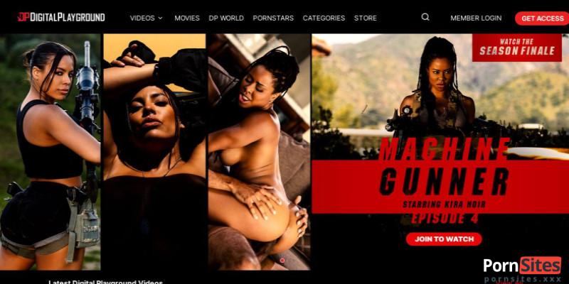 Screenshot Digital Playground
