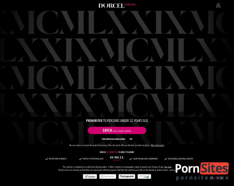 This is Dorcel Vision