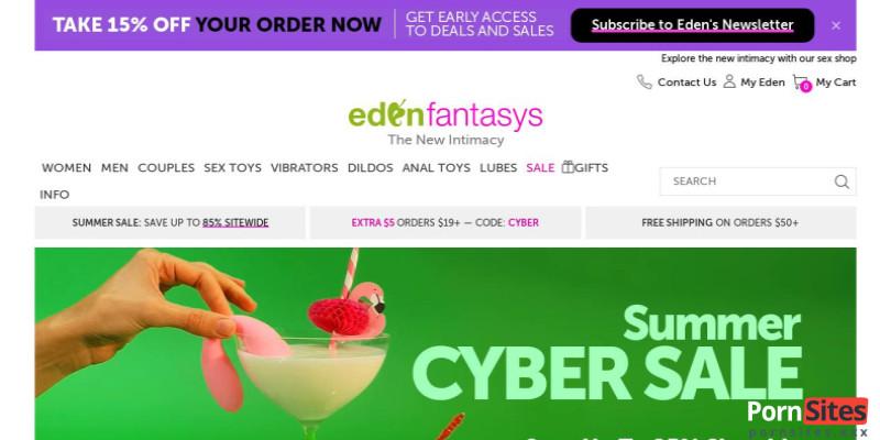 Screenshot EdenFantasys