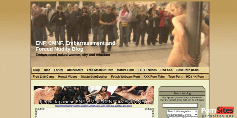 Screenshot ENF-CMNF