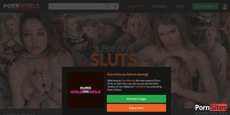 Screenshot EuroGirlsOnGirls