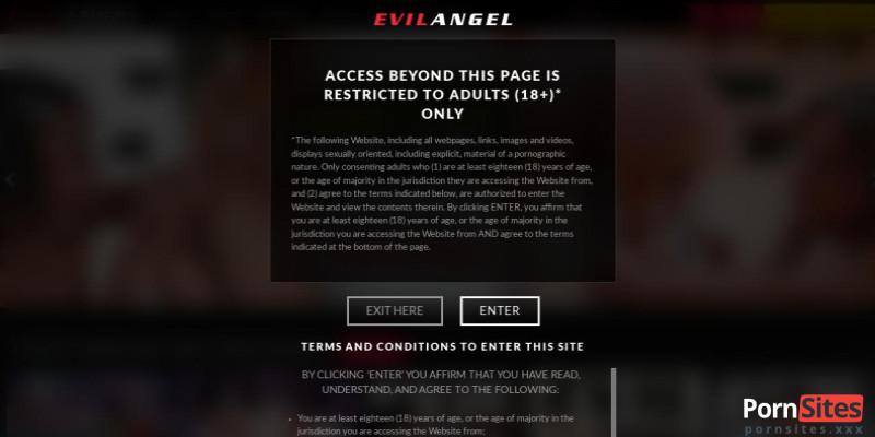 Screenshot Evil Angel