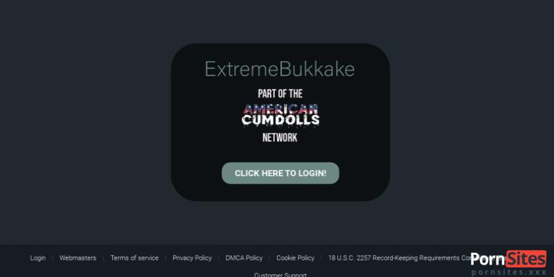 Screenshot ExtremeBukkake