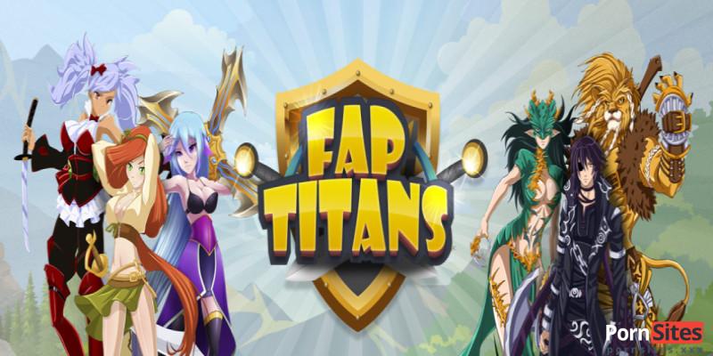 Screenshot FapTitans