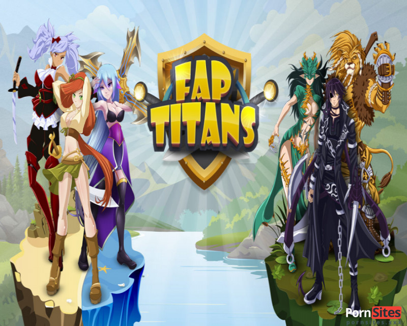 FapTitans Website From 16. January 2021
