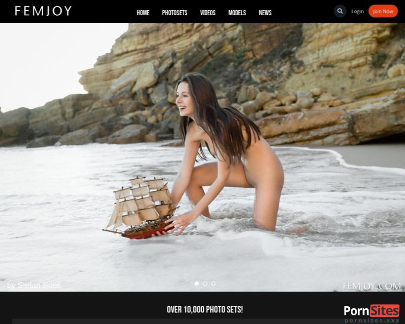 FemJoy Website From 15. January 2021