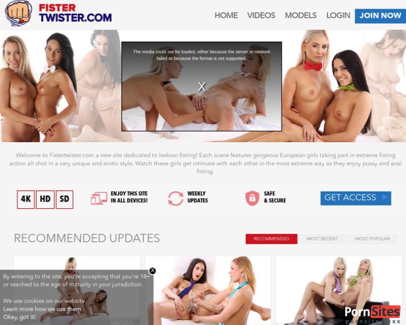 Screenshot FisterTwister
