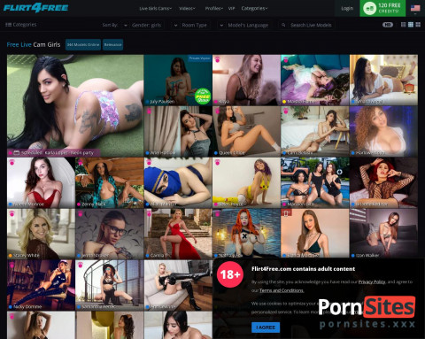 This is Flirt 4 Free