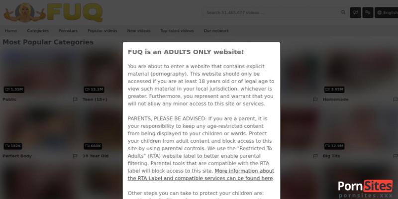 Screenshot FUQ