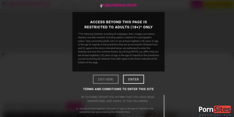 Screenshot Girlfriends Films