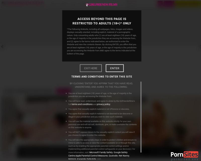 Girlfriends Films Website From 24. January 2021