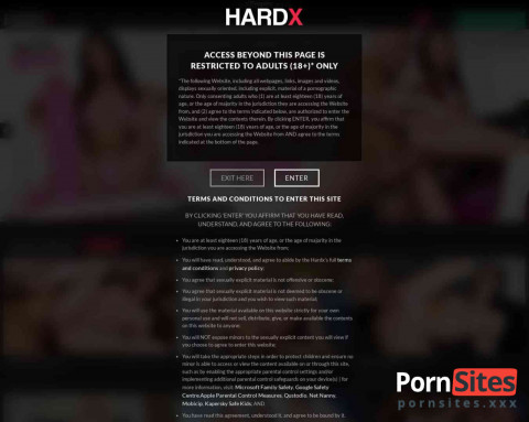 This is HardX