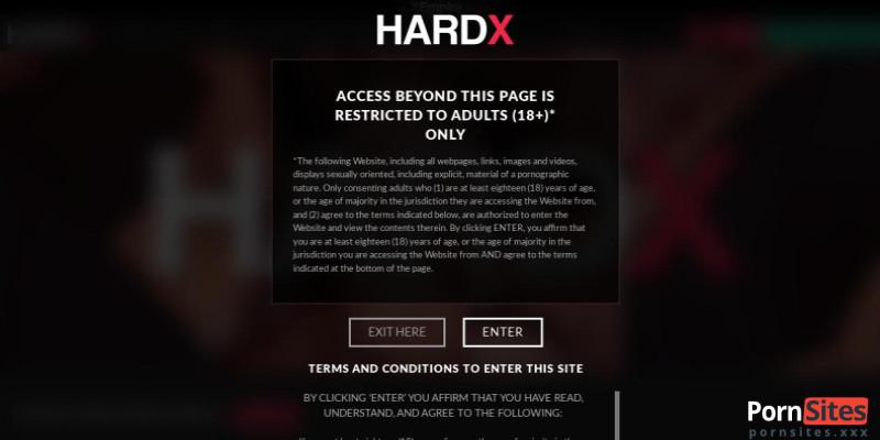 Screenshot HardX
