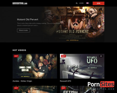 This is Horror Porn