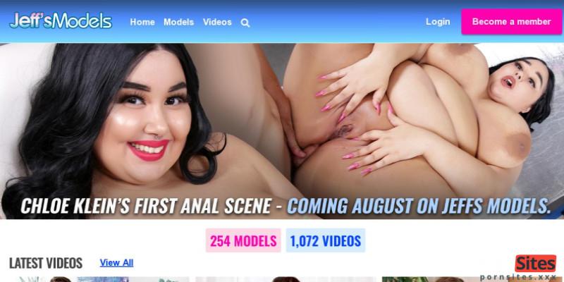 Screenshot Jeffs Models