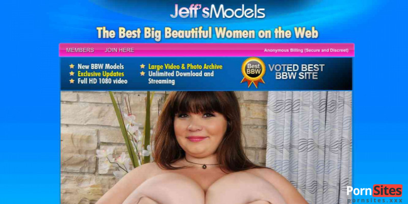 Screenshot Jeffs Models