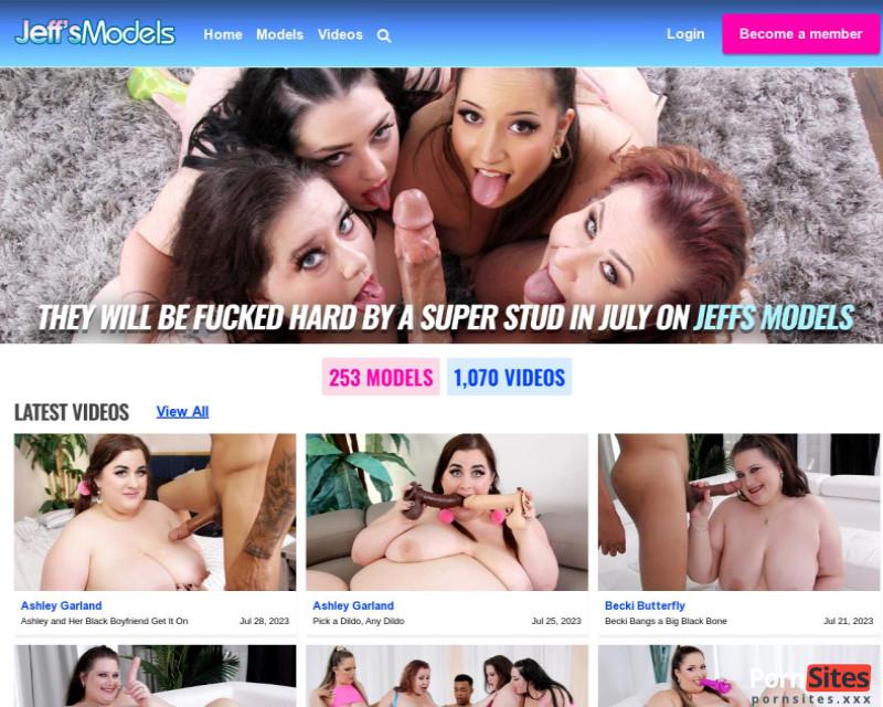 Jeffs Models Website From 14. June 2021