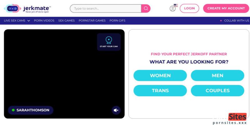 Screenshot JerkMate