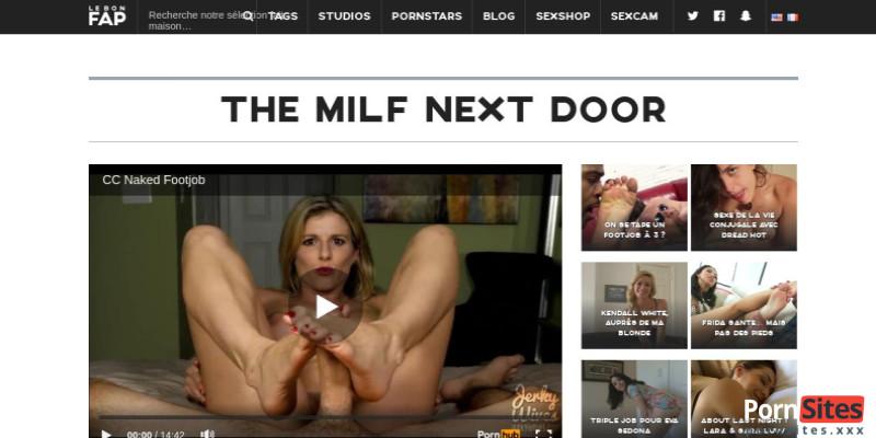 Screenshot Le Bon Fap