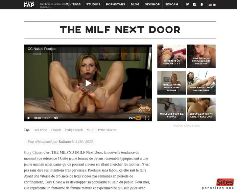 Le Bon Fap Website From 18. January 2021