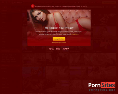 This is Live Jasmin