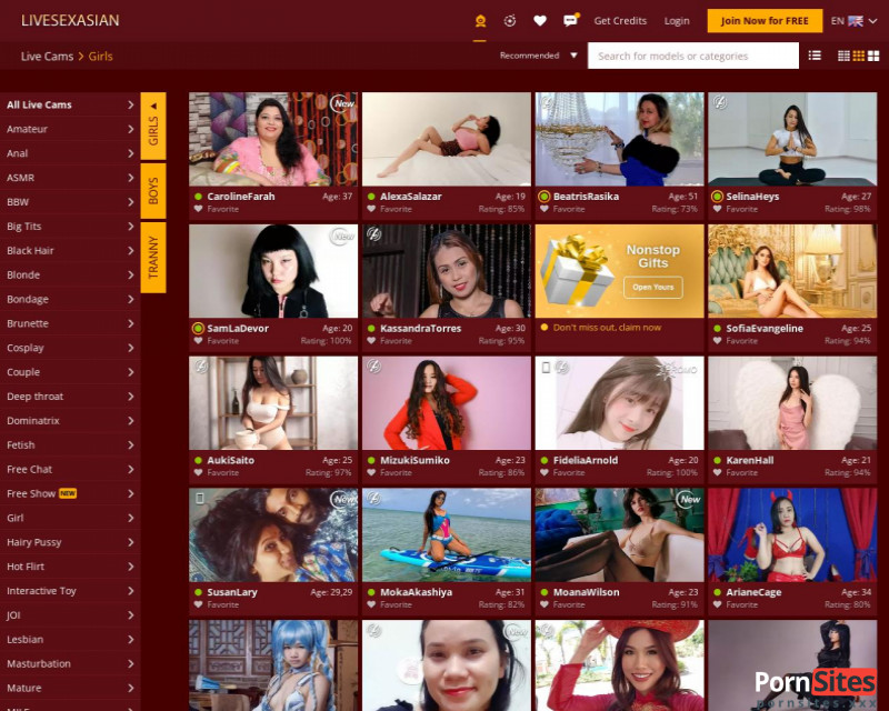 Live Sex Asian Website From 24. January 2021