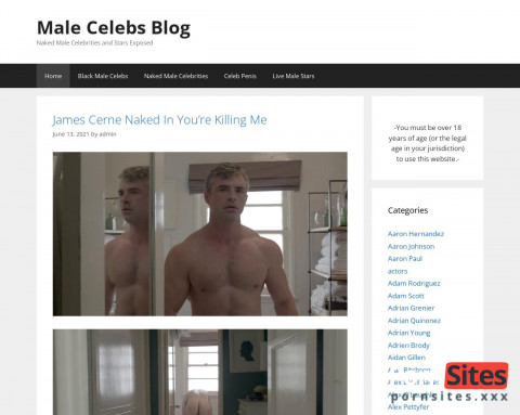 This is Male Celebs Blog