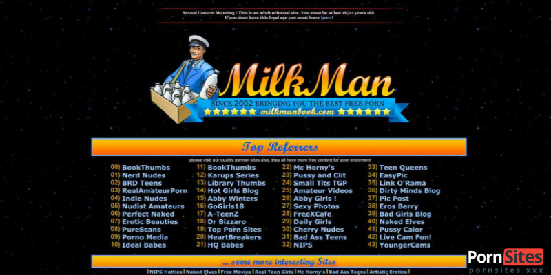 Screenshot Milkmans Book