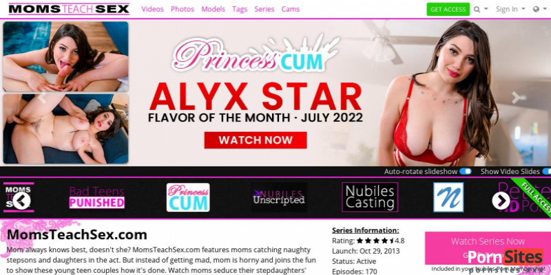 Screenshot Moms Teach Sex