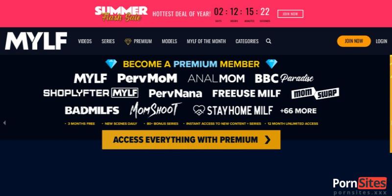 Screenshot Mylf