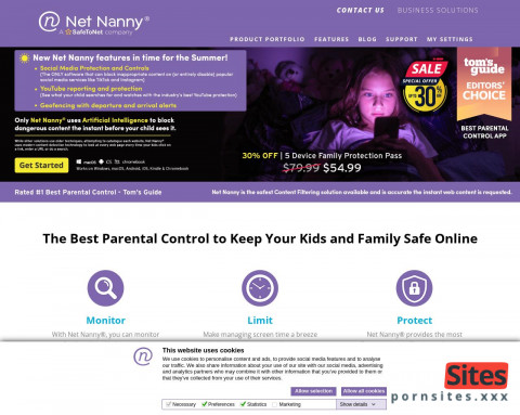 This is NetNanny