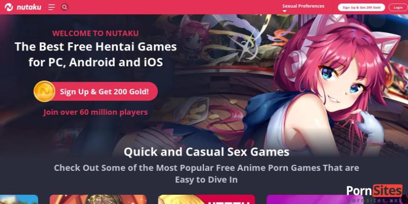 Screenshot Nutaku.net