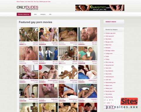 Paginas porno gay video mejores español La Lista Con Los 40 Mejores Sitios De Porno Gay