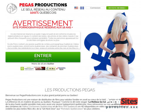 This is Pegas Productions