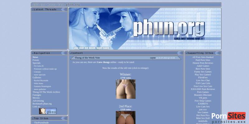 Screenshot Phun