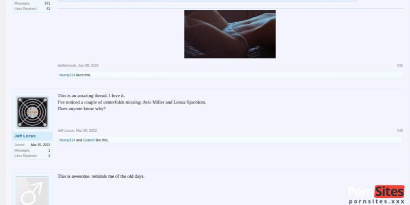 Screenshot Phun Forum