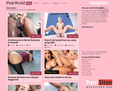 This is PinkworldBlog