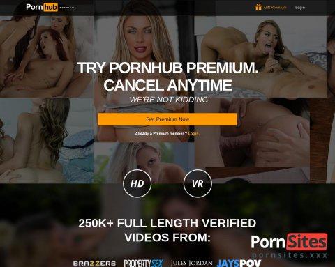 This is Pornhub Premium
